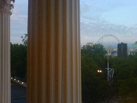 view from ICA