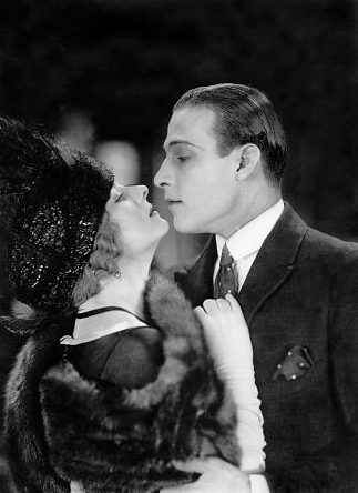 Rudolph Valentino in Four Horsemen of the Apocalypse