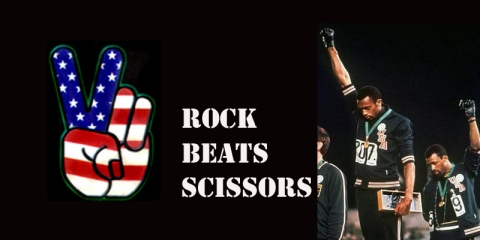 paper scissors rock of ages