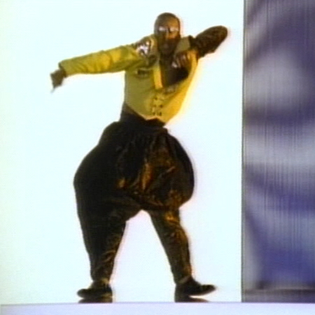 Big trousers of MC Hammer