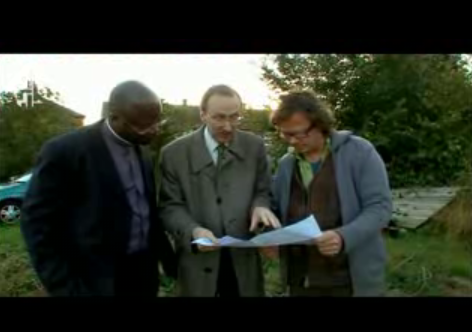 Landshare with Hugh Fearnley-Whittingstall