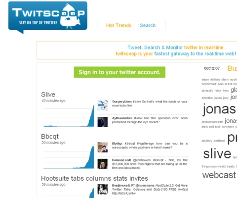 Surgery Live trending on Twitscoop