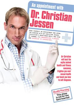 Dr Christian Jessen of Embarrassing Bodies