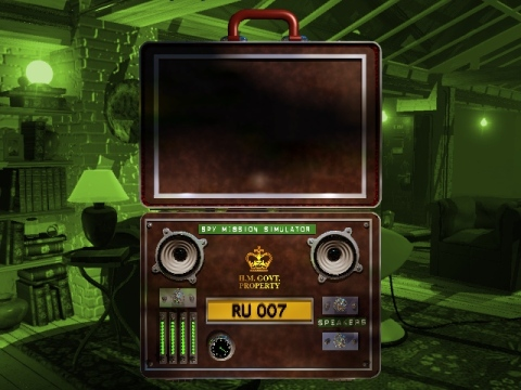 MindGym: Spy sim