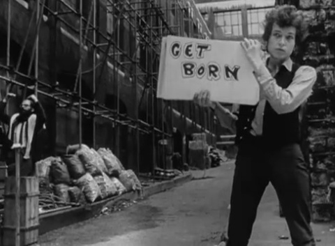 get born