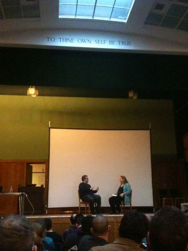 tom watson mp on the phone hacking scandal at The Story 2012