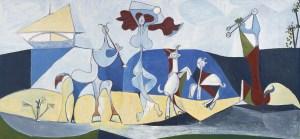Joie de Vivre - Picasso (1946)