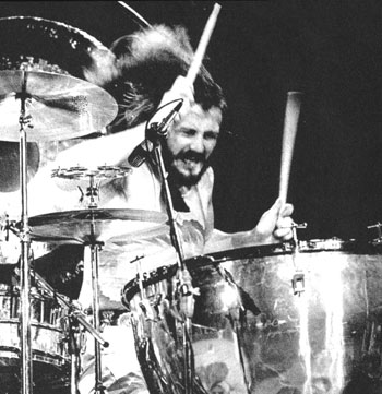 john bonham - wild and heavy