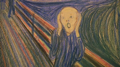 the-scream-comes-to-MoMA