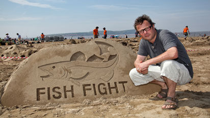 hughs fish fight save our seas channel 4
