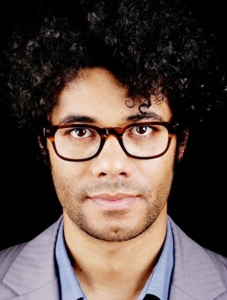 Richard Ayoade actor director comedian Was It Something I Said