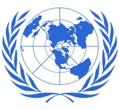 united nations logo ID symbol
