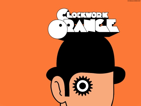 a-clockwork-orange-graphic design