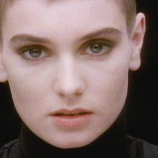 sinead o'connor nothing compares 2 u video