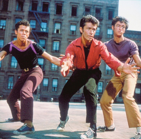 West Side Story leonard bernstein musical