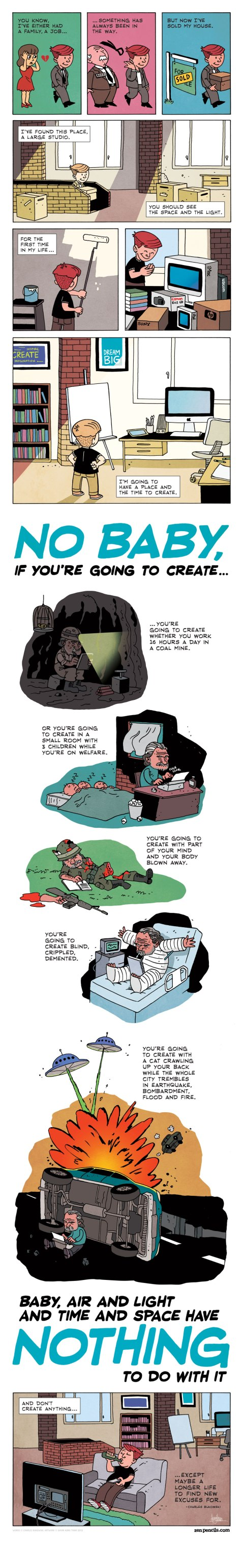 zen pencils comic