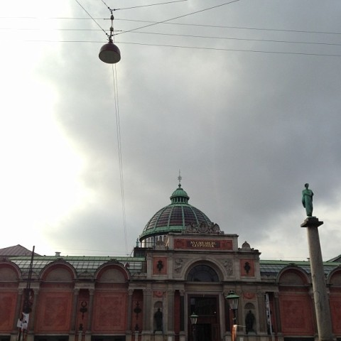 Glyptotek Copenhagen museum gallery
