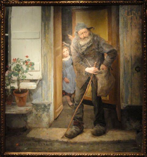 The_Beggar - Jules_Bastien-Lepage (1880)