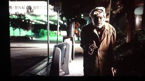 Amiri Baraka in Bulworth movie