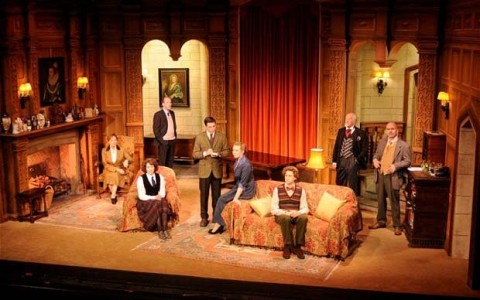 the mousetrap play london
