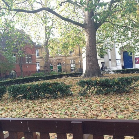 St Marylebone Parish Church London W1