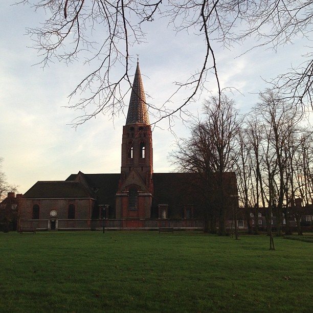 hampstead garden suburb institute lutyens