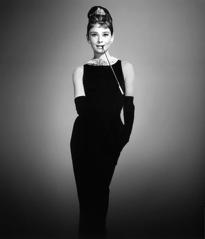 Hepburn, Audrey (Breakfast at Tiffany's)