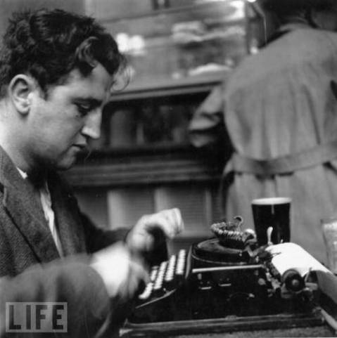 Brendan-Behan irish playwright