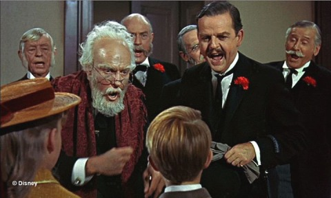 bank in mary poppins movie