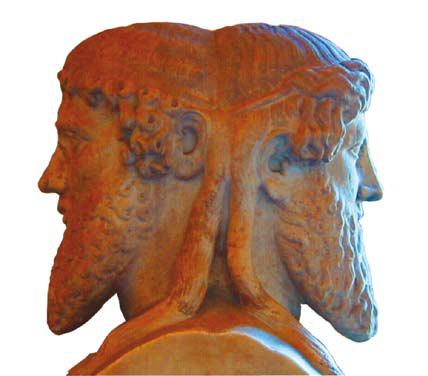 Janus roman god