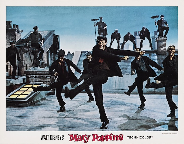 Mary Poppins Chimney Sweep Silhouette Images Thoroughly Modern Mary...