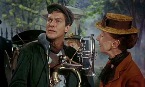 bert in mary poppins movie