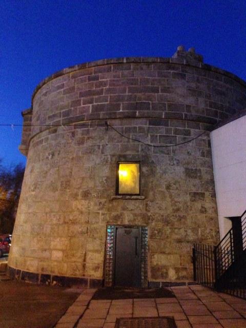 Martello tower sandymount strand dublin