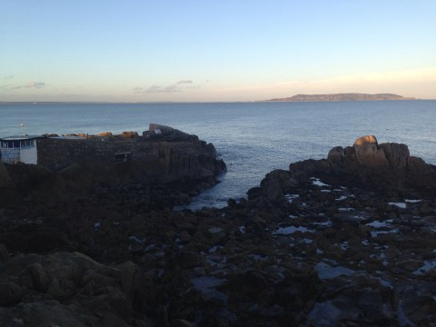 The Forty Foot Dublin Bay Sandycove