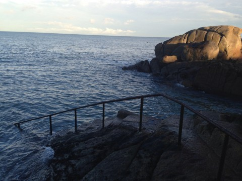 The Forty Foot Sandycove