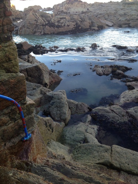 The Forty Foot where Buck Mulligan swims