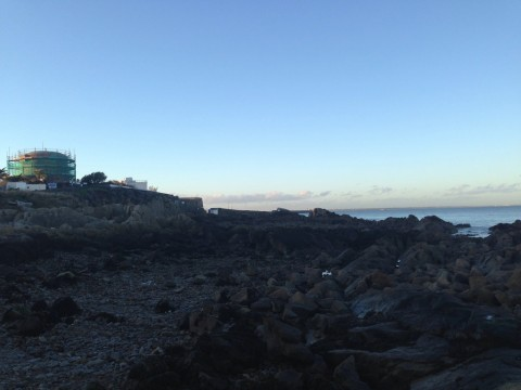 The Tower and the Forty Foot