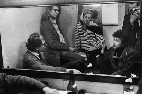 Ginsberg, Peter Orlovsky, Barbara Rubin, Dylan