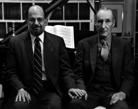 allen ginsberg and william burroughs writers