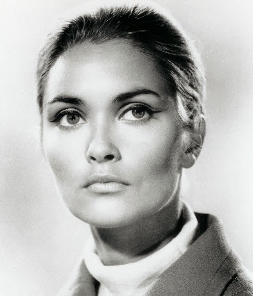 Alexandra Bastedo The Champions actress