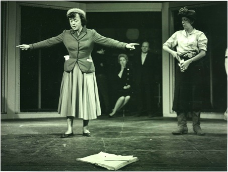 Movement was central to Joan Littlewood's approach to directing