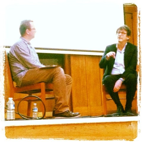 Alan Rusbridger tells the tale of Snowden White and the Seven Spooks
