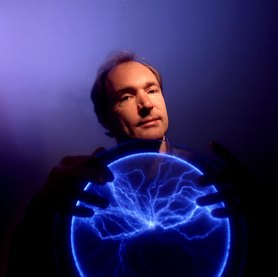 Tim Berners-Lee inventor of the Web
