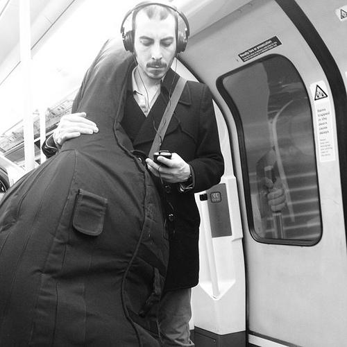 double bass man tube