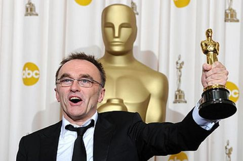 Danny Boyle Oscars winner