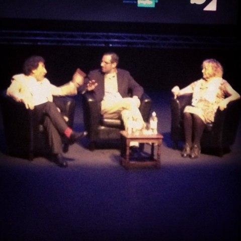 Howard Jacobson, Greg Sanderson (BBC), Germaine Greer