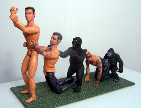 action man evolution