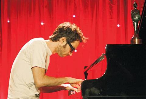 James Rhodes pianist