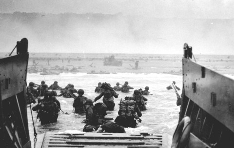 robert capa d-day landings