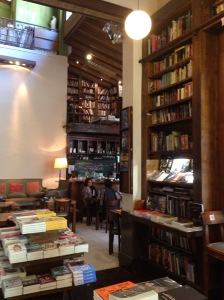 bookshop in buenos aires